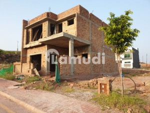 Bahria Enclave Prime Location Grey Structure House Available For Sale 5 Marla  Beautiful View  Reasonable Demand