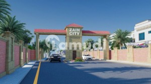 Residential Plot Is Available For Sale In Zain City