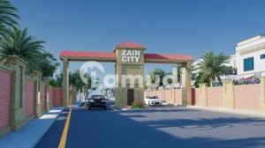 Residential Plot For Sale In Zain City