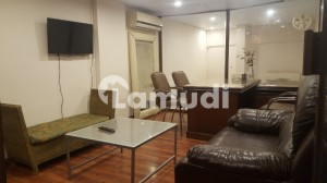 Fully Furnished Shop For Sale In Big Bukhari Commercial