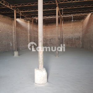 Warehouse Is Available For Rent