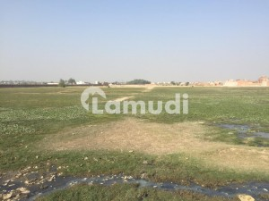 120 Kanal Brown Land Available For Society Near Raiwind Road