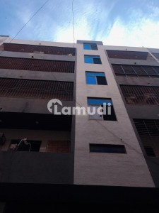 1200 Square Feet 3rd Floor Apartment Available For Rent In DHA Phase 6