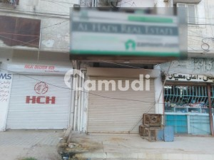Shop Available For Sale In North Nazimabad Blocka