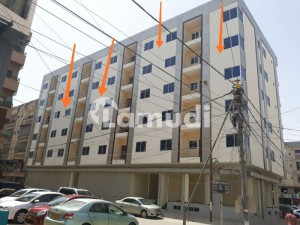 3 Bed Apartment For Sale In Bukhari Commercial DHA