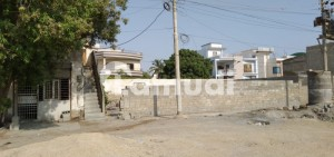 Darusslam Cooperative Housing society Commercial West Open Plot For Sale