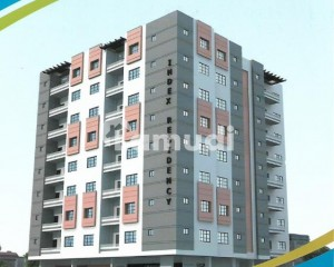 Apartment For Sale Under Construction On Main Shaheed E Millat Road Off Shahra E Faisal Karachi