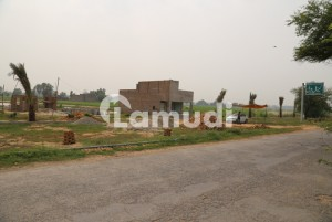 Residential Plot For Sale In  Canal Valley Daska