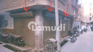 2 Side Corner Spacious Shop For Rent