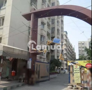 Flat For Sale With Roof Terrace At Gulshan E Iqbal