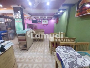 Restaurant For Sale - Aroma Foods (Running)
