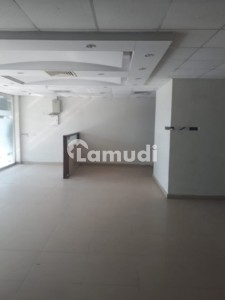 2000 Sq Feet Ground Floor Shop In Mall Road Facing Ideal For Brands And Banks