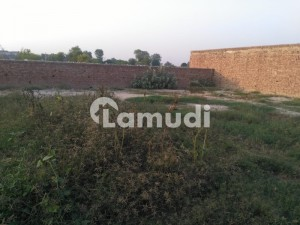 26 Marla Residential Plot For Sale  Next To Rajana Centre Located On Rajanapir Mahal Road