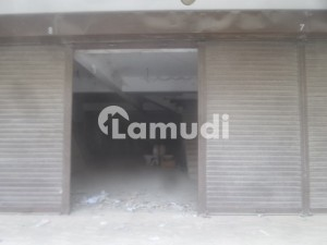 Showroom Is Available For Rent 1920 Sq Fit Saima Bridge View Block B