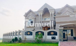 Brand New Modern Bungalow Is Up For Sale Bahria Town Overseas Block