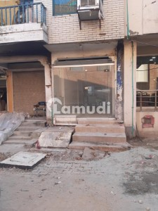4 Shops Is Available For Sale In F-10 Markaz Islamabad
