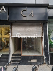 450 Sq Ft Shop With Basement   Loft For Rent In Zamzama Lane 7
