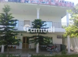 9000 Square Feet Triple Storey House Is Available For Rent In D-17