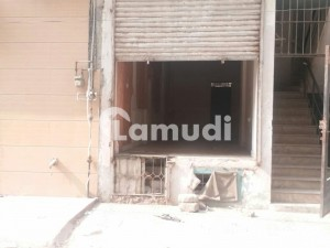 Ground Floor Shop With Basement For Sale Attached Washroom Prime Location Leased Chance Deal At DHA Phase 6