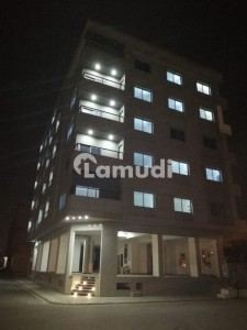 4 Bed Brand New Apartments For Sale In Al Murtaza Commercial Area Phase 8 D H A