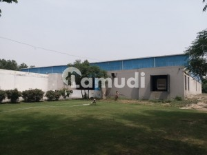 Factory For Rent - Bedian Road Lahore - 40000 Square Feet Covered Areas