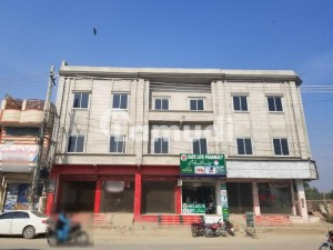 Sajjad Square - Building For Rent