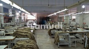 440 Sq Yards Factory For Sale In P&t Housing Society Korangi Sector 31 D