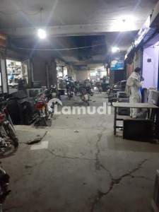 Shop Is Available For Rent In Yateem Khana Chowk