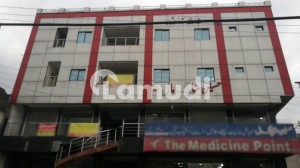 Ground Floor Shop Is Available For Rent In Haroon Chowk