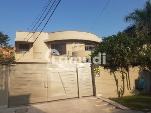 1 Kanal Double Storey House Available For Sale In Canal View