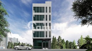 Fresh Booking Office Floors Showroom For Sale In Most Prestigious Area Of Dha Zulfiqar Commercial