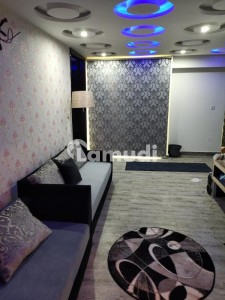 Brand New Furnished Apartment For Sale In Sector D, Bahria Town Lahore.