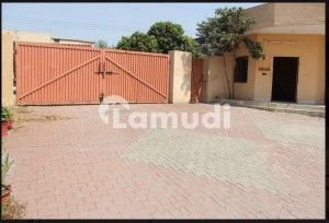 Factory With Land For Sale