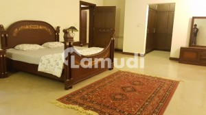 F-6 Fully Furnished 03 Bedroom Independent Portion At Very Peace Full Location