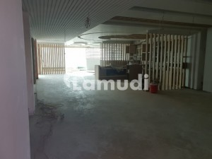 Plaza For Rent Ground Floor  Basement