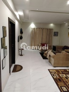 Beautiful 1 Bedroom Fully Furnished Apartment Available For Rent In Heights 2 Extension Bahria Town
