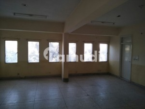 Commercial Space Available For Rent Suitable For It Telecommunication Software House Corporate Offices NGO