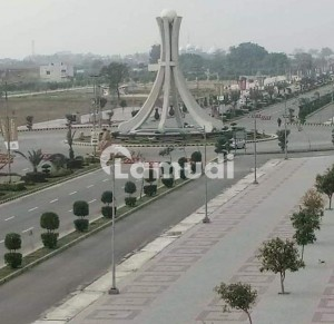 5 Marla Commercial Plot For Sale In New Lahore City