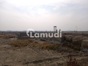 A Corner Commercial Plot For Sale - Ayoub Abad Colony