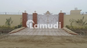 4 Kanal Fully Furnished Farm House For Sale In Falak Farms Main GT Road Lahore