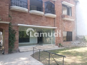 1 Kanal Commercial House For Rent Upper Mall  Naer Mall Road  Lahore