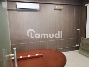 3500 Sqft Semi Furnished Office In Executive Office Project Of Town