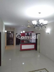 3 Bed D/D Drawing Dining Well Furnished Flat For Rent