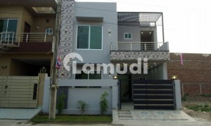 5 Maral Brand New House For Sale In Bankers Cooperative Housing Society Lahore