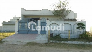 Corner Single Storey House Is Available For Sale In E -18 Gulshan-e-sehat Islamabad