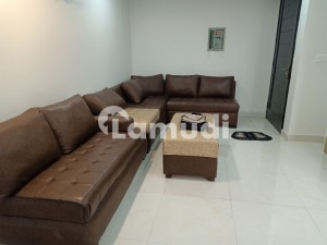 1 Bed Fully Furnished Apartment For Rent In Sector D Bahria Town Lahore