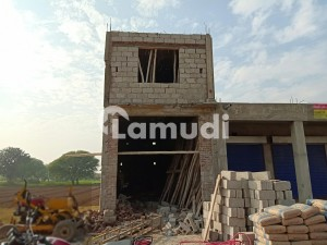 Double Storey Shops Available For Sale