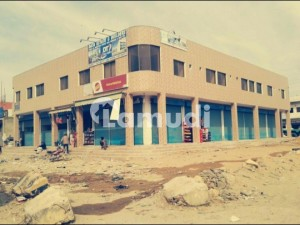 Hammad Arcade Building Is Available For Rent