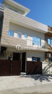 G-11 25x40 Brand New House At Ideal Location