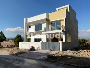 Brand New Three Side Open 4 Bed Room House Available For Sale On Beautiful Location